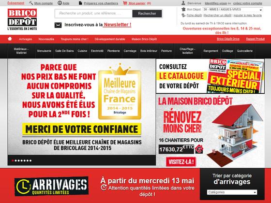 Brico Depot Nimes Aigues Vives Impresa Web Impresa Web