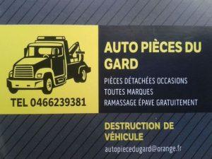 Auto Pièces du Gard