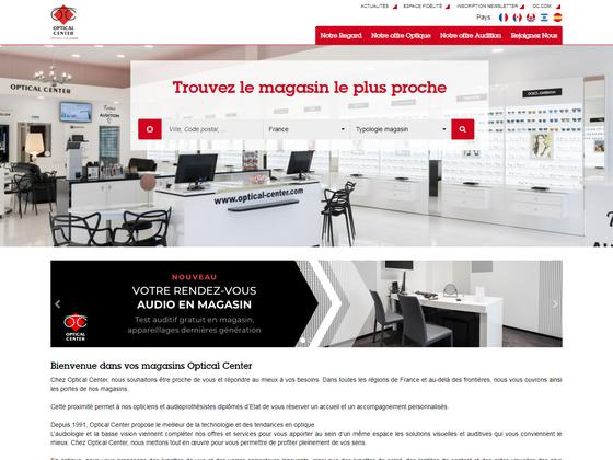 1025688c012c59 Optical Center Nîmes - Impresa Web Impresa Web